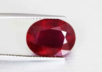 Natural Myanmar Ruby